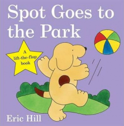 (hill).spot goes to park - Hill, Eric