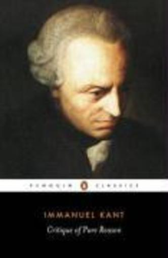 Critique Of Pure Reason - Kant Immanuel