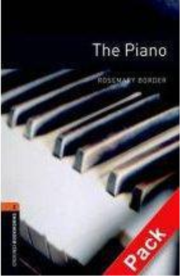 Obwl 3e Level 2: The Piano Audio Cd Pack - Collectif
