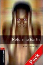 Obwl 3e Level 2: Return To Earth Audio Cd Pack - Collectif