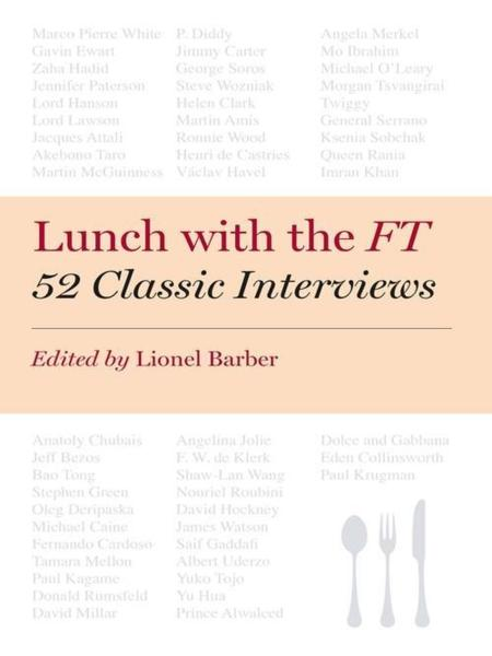 Lunch With The Ft - Barber, Edited By Li