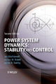 Power System Dynamics - Jan Machowski; Janusz Bialek; Jim Bumby
