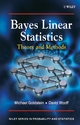 Bayes Linear Statistics, Theory & Methods - Michael Goldstein;  David Wooff