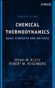 Chemical Thermodynamics - Irving M. Klotz;  Robert M. Rosenberg