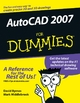 AutoCAD 2007 For Dummies - David Byrnes; Mark Middlebrook