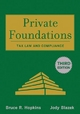 Private Foundations - Bruce R. Hopkins; Jody Blazek