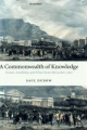Commonwealth of Knowledge - Saul Dubow