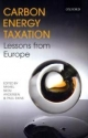 Carbon-Energy Taxation Lessons from Europe - ANDERSENEKINS