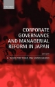 Corporate Governance and Managerial Reform in Japan - WHITTAKER D. HUGH