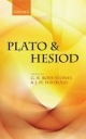 Plato and Hesiod - BOYS-STONES G. R