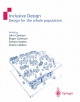 Inclusive Design - Peter Hall;  Rob Imrie