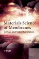 Materials Science of Membranes for Gas and Vapor Separation - Benny Freeman;  Yuri Yampolskii;  Ingo Pinnau