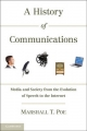 A History of Communications - Marshall T. Poe