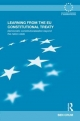 Learning from the EU Constitutional Treaty - Ben Crum