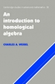 Introduction to Homological Algebra - Charles A. Weibel