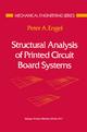Structural Analysis of Printed Circuit Board Systems - Peter A. Engel