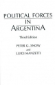 Political Forces in Argentina - Peter G. Snow; Luigi Manzetti