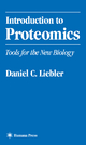 Introduction to Proteomics - Mr DC Liebler