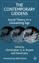 Contemporary Giddens - Christopher G. A. Bryant; David Jary; Christopher G. A. Bryant; David Jary