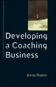 Developing a Coaching Business - Jenny Rogers