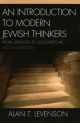 Introduction to Modern Jewish Thinkers - Alan T. Levenson