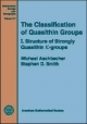 Classification of Quasithin Groups - Michael Aschbacher; Stephen Smith