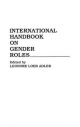 International Handbook on Gender Roles - Leonore Loeb Adler