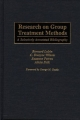 Research on Group Treatment Methods - Bernard Lubin