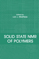 Solid State NMR of Polymers - Lon J. Mathias