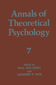 Annals of Theoretical Psychology - Paul Van Geert; Leo Mos; Leendert P. Mos