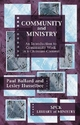 Community and Ministry - Paul H. Ballard; Lesley Husselbee
