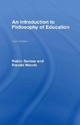 Introduction to Philosophy of Education - Ronald George Woods; Robin Barrow