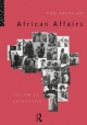 Atlas of African Affairs - Ieuan Ll. Griffiths