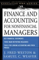 Finance and Accounting for Non-financial Managers - J. Fred Weston; Samuel C. Weaver
