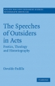 Speeches of Outsiders in Acts - Osvaldo Padilla