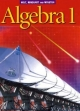 Holt Algebra 1 - James E Schultz; Paul A Kennedy; Wade Ellis  Jr; Kathleen A Hollowell