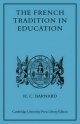 French Tradition in Education - H. C. Barnard
