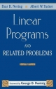 Linear Programs and Related Problems - Evar D. Nering; Albert W. Tucker