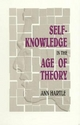 Self-knowledge in the Age of Theory - Ann Hartle