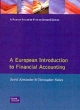 European Introduction to Financial Accounting - David Alexander; Chris W. Nobes