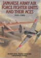 Japanese Army Air Force Units and Their Aces - Ikuhiko Hata