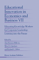 Educational Innovation in Economics and Business - Ann Bentzen-Bilkvist; Wim H. Gijselaers; Richard G. Milter