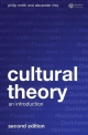 Cultural Theory - Philip Smith; Alexander Riley