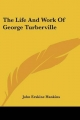 Life and Work of George Turberville - John Erskine Hankins