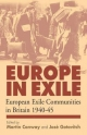 Europe in Exile - Martin Conway; Jose Gotovitch