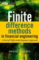 Finite Difference Methods in Financial Engineering - Daniel J. Duffy