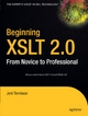 Beginning XSLT 2.0 - Jeni Tennison