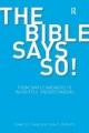 Bible Says So! - Edwin D. Freed; Jane F. Roberts