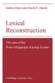 Lexical Reconstruction - Isidore Dyen; David F. Aberle