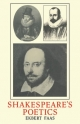Shakespeare's Poetics - Ekbert Faas